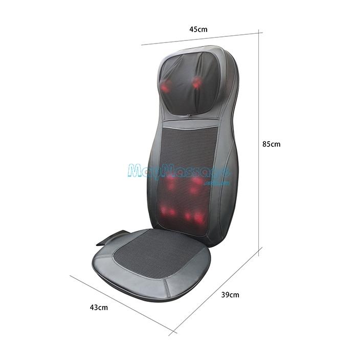 Ghế massage toàn thân hồng ngoại sưởi ấm Puli PL-802B