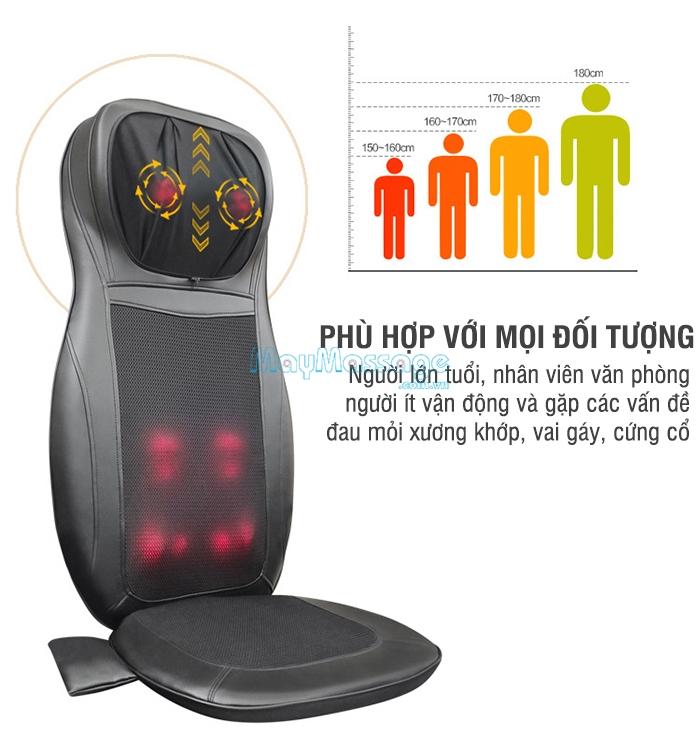 Ghế massage Puli PL-802B