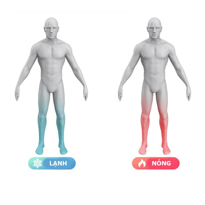 Máy Massage Chân Puli 4 Màu