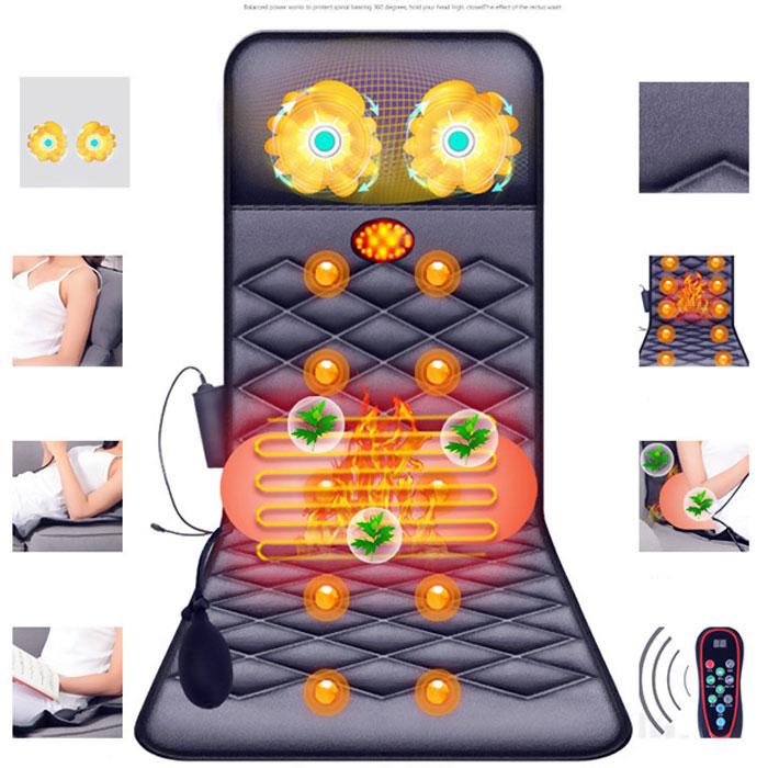Nệm massage toàn thân có túi khí YJ-306G