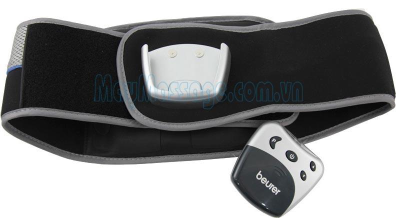 Đai massage bụng xung điện Beurer EM38