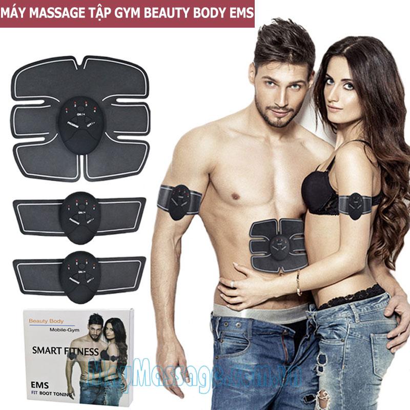 Đai massage tập gym di động Beauty Body EMS