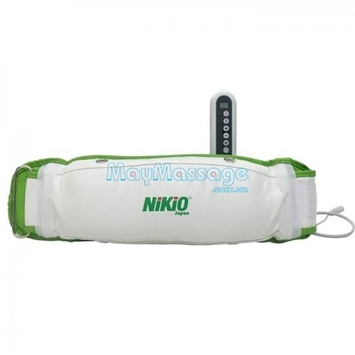 Máy massage giảm mỡ bụng Nhật Bản Nikio NK-168_2