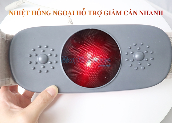 Đai massage bụng Nikio NK-169