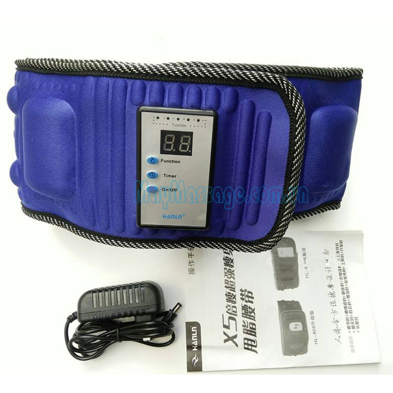 Đai massage bụng X5 điện tử Hanln HL-808