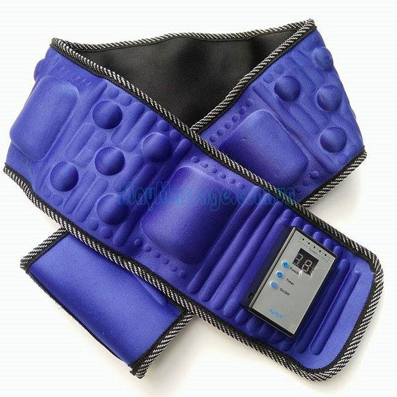 Đai massage X5 điện tử Hanln HL-808 có đèn hồng ngoại