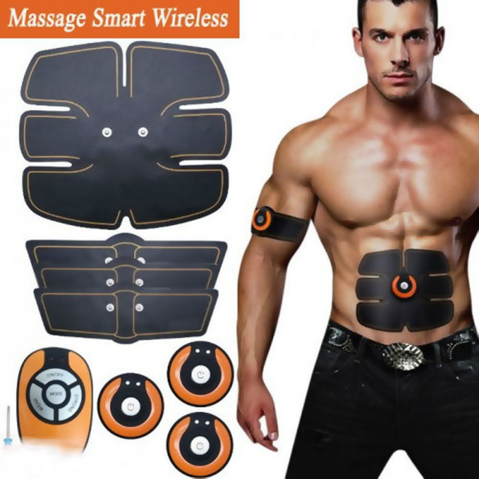 Máy massage tạo cơ bụng