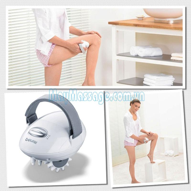 Máy massage cầm tay trị liệu Cellulite Beurer CM50