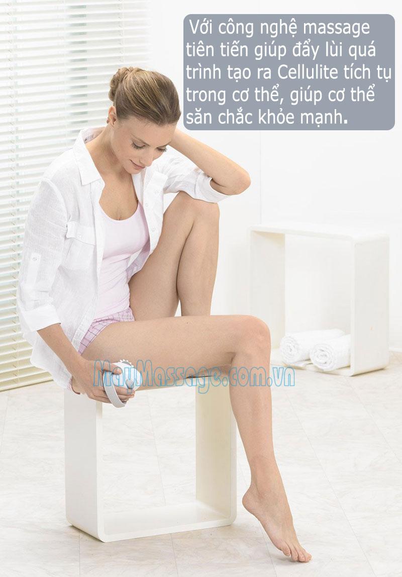 Máy massage cầm tay Cellulite Beurer CM50