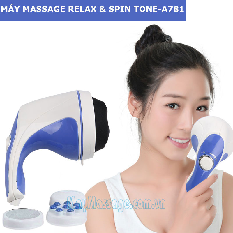 Relax & Spin Tone-A781