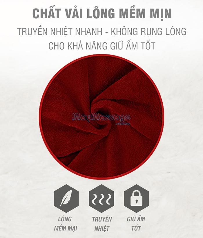 Máy mát xa đầu gối Ming Zhen MZ-669D