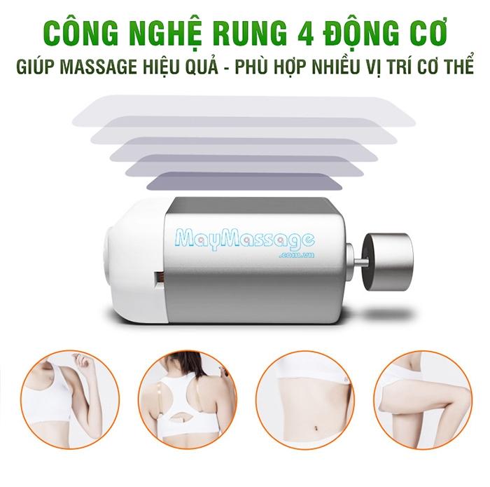 Máy massage đầu gối trị liệu Ming Zhen MZ-669D