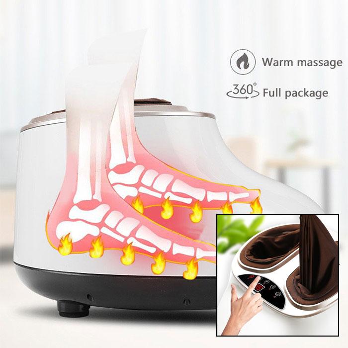 Máy massage chân Hàn Quốc Puli PL-8855