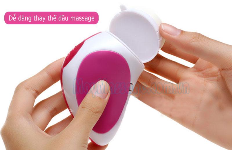 Máy massage rửa mặt mini OK Enjoy DS-028