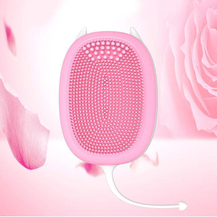 Máy massage rửa mặt mini Hàn Quốc TL-802