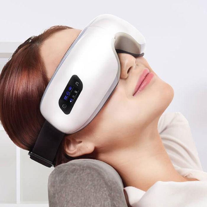 Máy massage mắt T8
