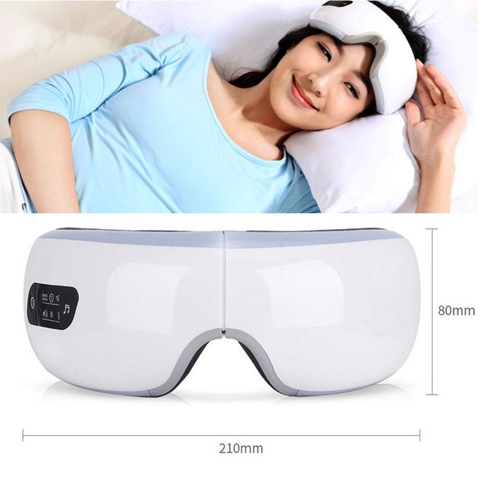 Máy massage mắt áp suất khí  T8