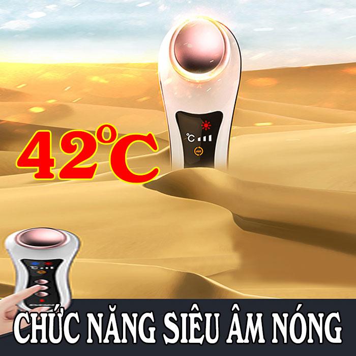 Máy massage mắt - mặt nóng lạnh