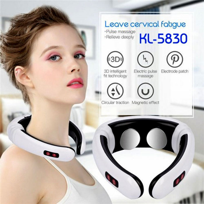 Máy massage cổ xung điện 3D KL-5830