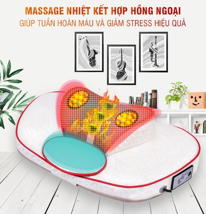 Máy massage cổ vai gáy YIJIA YJ-303