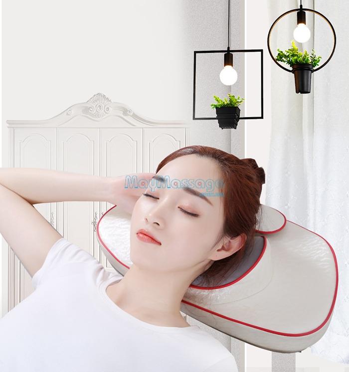 Máy massage cổ vai gáy đa năng YIJIA YJ-303