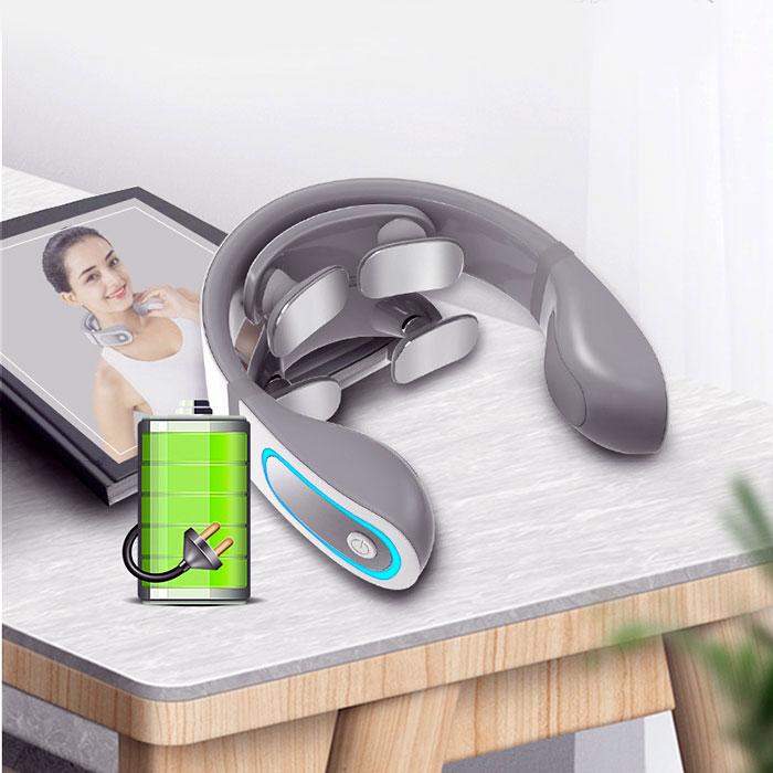 Máy massage xung điện điều trị đau mỏi cổ Mingzhen MZ-N5