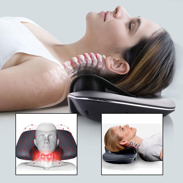 Máy massage cổ xung điện RED FLOWER RF-022