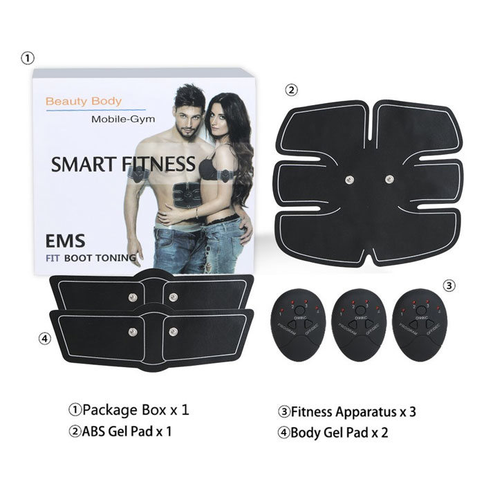 Smart Wireless Mobile GYM