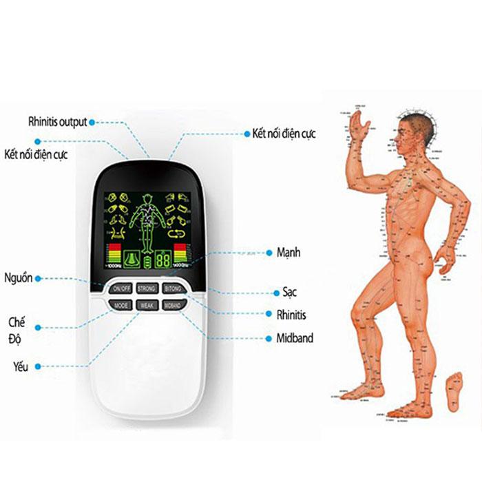 Máy massage xung điện JINGYAO JY-A818