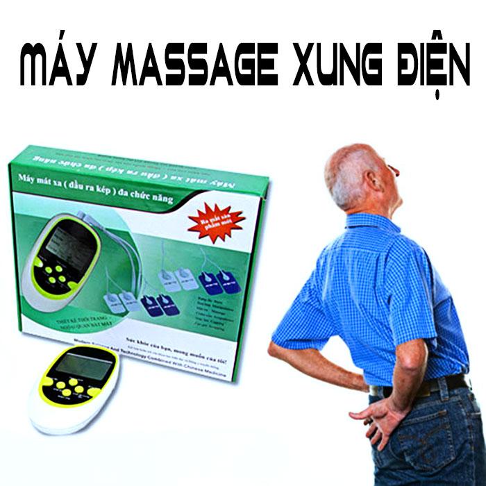 Máy massage xung điện trị liệu