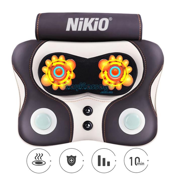 Máy đấm lưng Nikio NK-136AC