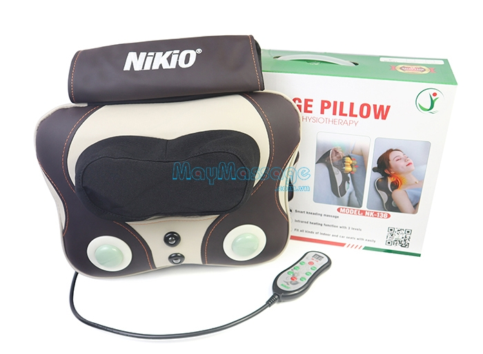 Máy đấm lưng đa năng Nikio NK-136AC