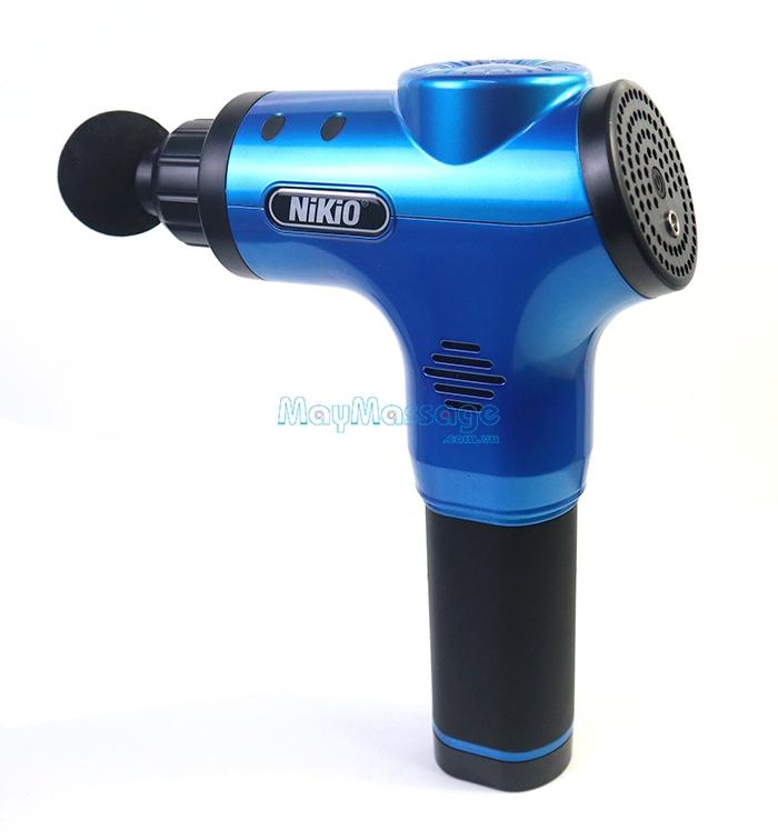 Súng massage cầm tay NK-170A màu xanh