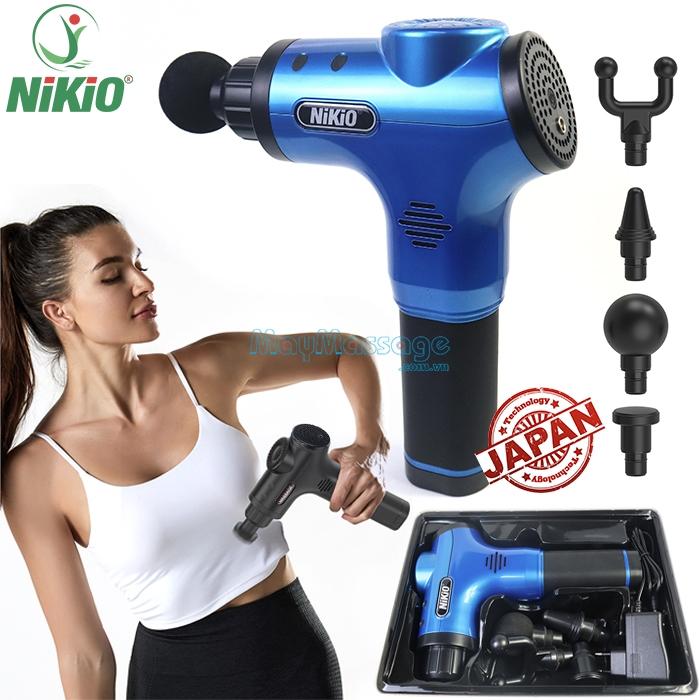 Nikio NK-170A màu xanh