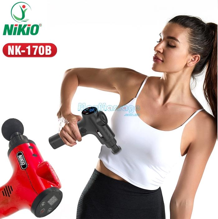 Súng matxa cơ Nikio NK-170B