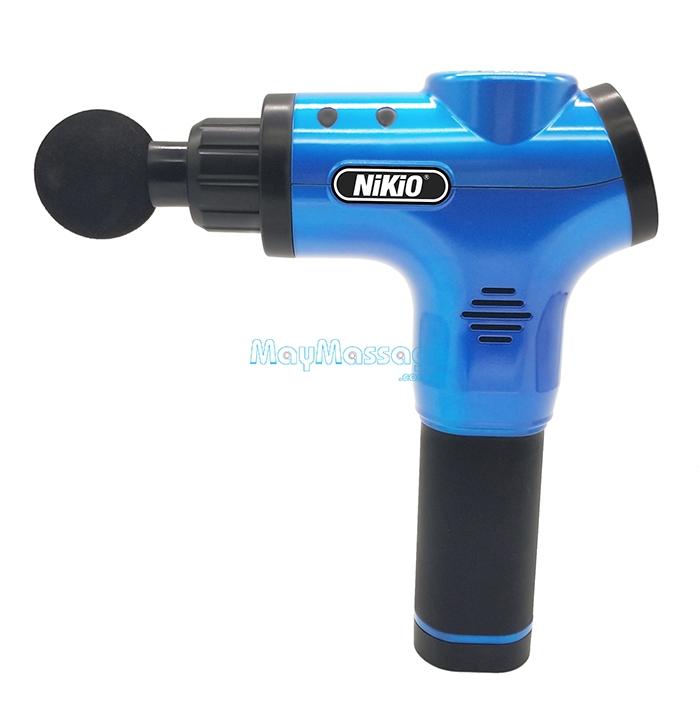 Súng massage Nikio NK-170B - Màu xanh