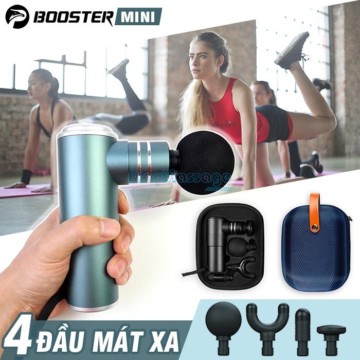 Súng massage gun Booster Pocket MINI