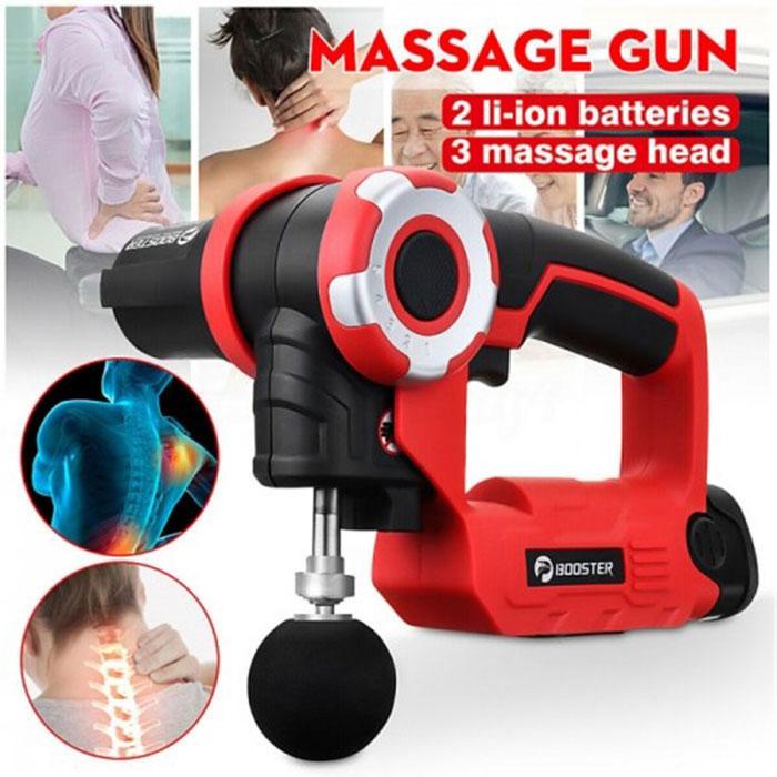 Súng massage gun điều trị căng mỏi cơ