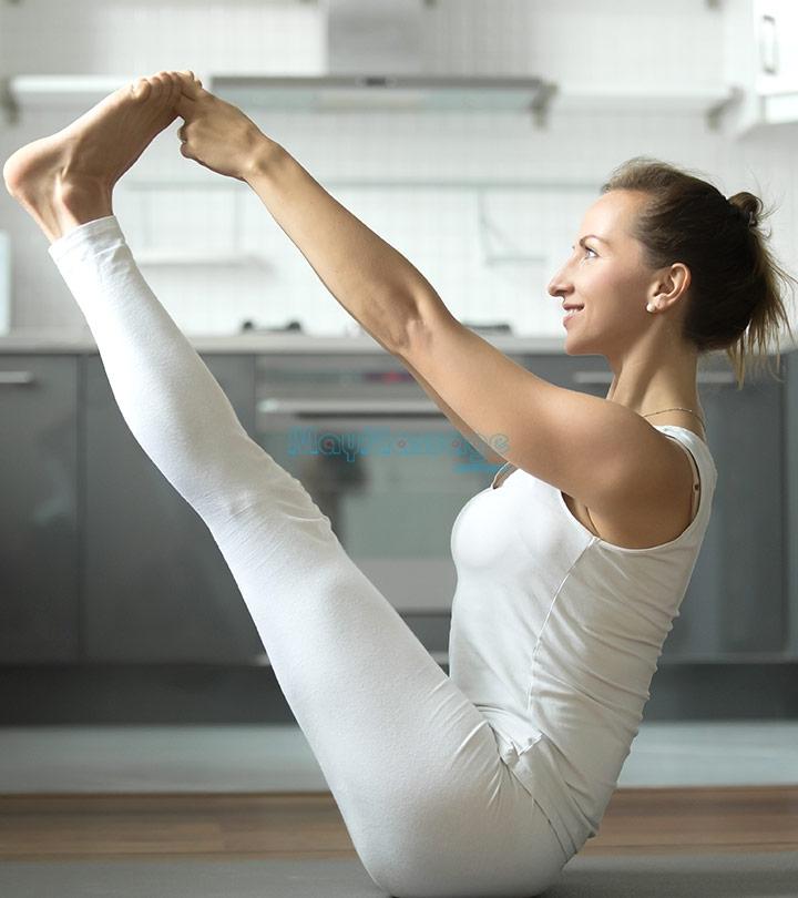 Bài tập Piked Elbow Twists giúp bạn giảm mỡ bụng, mỡ hông hiệu quả