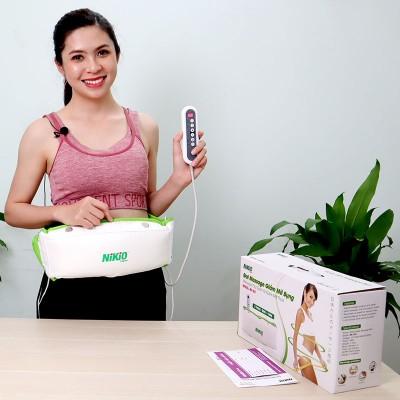 Máy massage giảm bụng loại nào tốt? Top những máy đánh tan mỡ bụng bán chạy hiện nay!