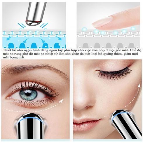 Bút điện di điều trị thâm quầng mắt xóa nếp nhăn Cao cấp D018