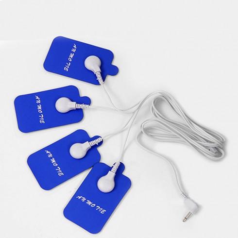 Máy massage xung điện trị liệu 8 miếng dán