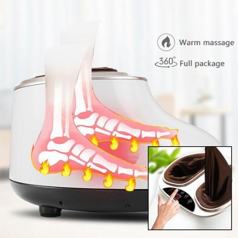 Máy massage chân hồng ngoại áp suất khí Puli PL-8855