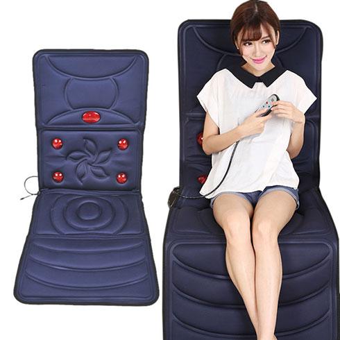 Nệm (đệm) massage toàn thân hồng ngoại nóng cao cấp YJ-306
