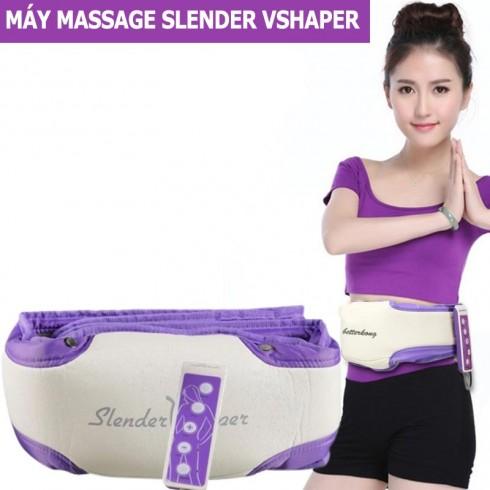 Máy massage giảm mỡ bụng Slender Vshaper