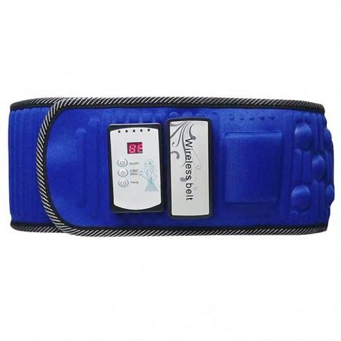 Đai massage bụng X5 pin sạc điện tử hồng ngoại Wireless Belt