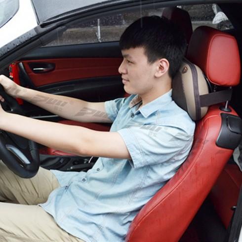 Gối massage hồng ngoại cao cấp ô tô Puli PL-819C