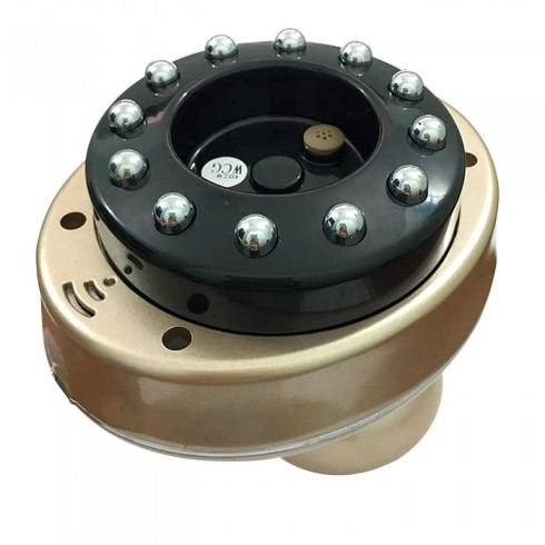 Máy giác hơi tạo nóng Puli PL-202-pin sạc