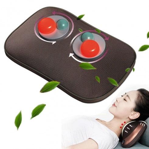 Gối massage đèn hồng ngoại Beurer MG147
