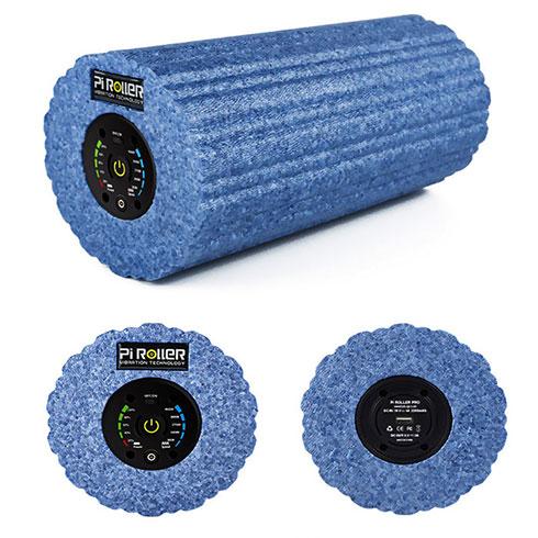 Con lăn massage rung pin sạc trị nhức căng cơ Booster Pi Roller Pro